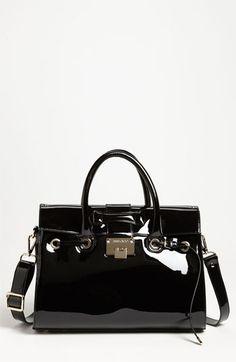 Jimmy Choo  Rosalie  Patent Leather Satchel available at Nordstrom Stylish  Handbags d2da3349d9d2d