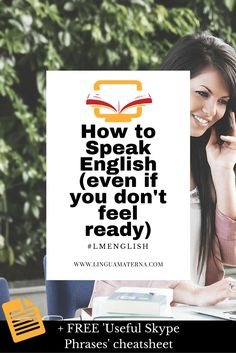 Are you afraid to speak English? Do feel like you're not ready? Click through to learn how to overcome this feeling and start speaking today >>