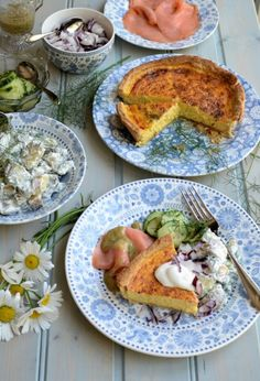Lavender and Lovage | Västerbottensost Cheese and a Swedish Midsummer Menu | https://www.lavenderandlovage.com