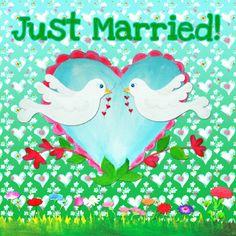 Felicitatie huwelijk | gelukwensen of huwelijksfelicitaties | Kaartje2go