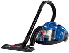 6. BISSELL Canister Vacuum