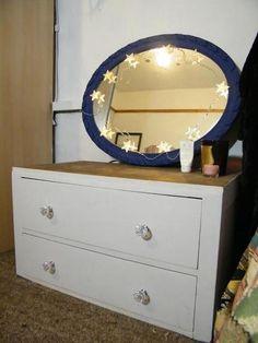 DIY Mirror DIY How To Update An Old Mirror Cheaply DIY Mirror
