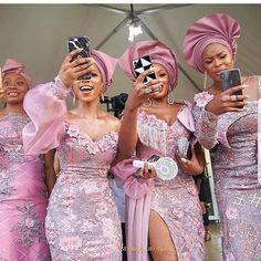 Caption this Photo Nigerian Lace Styles Dress, African Party Dresses, African Bridesmaid Dresses, Aso Ebi Lace Styles, Lace Gown Styles, African Lace Styles, African Wedding Attire, African Lace Dresses, Latest African Fashion Dresses