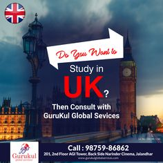Immigration Services In Jalandhar Uk Post, Social Media Design, Ielts, Study Abroad, Travel Posters, About Uk, Students, How To Apply, Tours