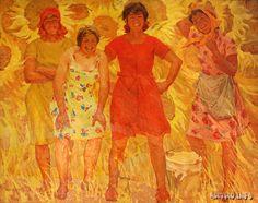 Талалаев Анатолий Николаевич [1929—1989] Девчата