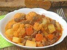 Karnabahar Kızartması Tarifi, Nasıl Yapılır? (Resimli) | Yemek Tarifleri Homemade Beauty Products, Sweet Potato, Cauliflower, Curry, Health Fitness, Pasta, Vegetables, Cooking, Ethnic Recipes