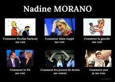 Nadine #Morano : comment elle se voit, comment les autres la voient http://www.francetvinfo.fr/politique/ump/nadine-morano/nadine-morano-comment-elle-se-voit-comment-les-autres-la-voient_1106235.html…