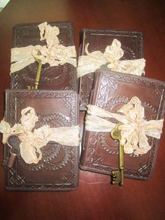 Steampunk Wedding Favors 4 Bridesmaid Gifts by trusted, $75.00