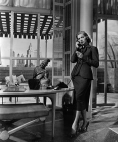 How to Marry a Millionaire (1953) - Lauren Bacall
