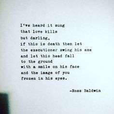 #oldie because tonight is being dedicated to writing some prose. by r.baldwin_words