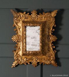 Wood Carved Mirrors: Mexican, 19th century – Blackman Cruz