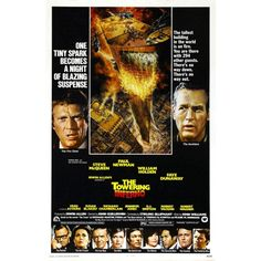 The Towering Inferno - Movie Poster