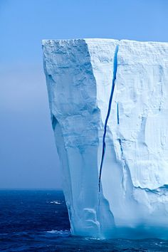 Iceberg enroute to Antarctica: breaking point - about to break with last weekend in favor of a better, cooler weekend ahead!