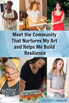 These women use #art to cultivate #resilience.