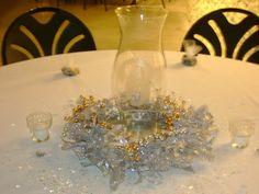 winter wonderland themed wedding.