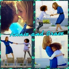 My Favorite Characters Annie and Grace