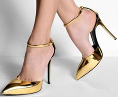 October 2015 Shoes Part 8: 10 New Giuseppe Zanotti Heels