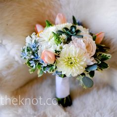 Another rustic bouquet.  Anyone sense a theme yet?