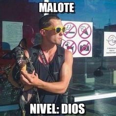 malote ... malote ... #memes #chistes #chistesmalos #imagenesgraciosas #humor http://www.megamemeces.com/memeces/imagenes-de-humor-vs-videos-divertidos