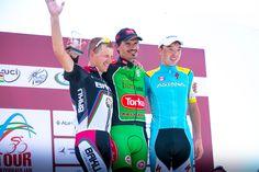 The winners trio #TourDAz #bicycle #cycling #bike #keepcycling #cyclist #finish #Synergy #Baku #Azerbaijan