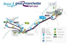 Watch the Bupa Great Manchester Run live on TV - Articles - Football Challenges, Fundraising, Manchester, Running, Maps, Articles, Watch, Tv, Sports