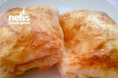 Soft Roll Pastry (mit Kartoffel) (mit Video) - leckere Rezepte - A * Y. Turkish Recipes, Italian Recipes, Ethnic Recipes, Puff Pastry Recipes, Fish And Meat, Fresh Fruits And Vegetables, Toffee, Food Videos, Breakfast Recipes