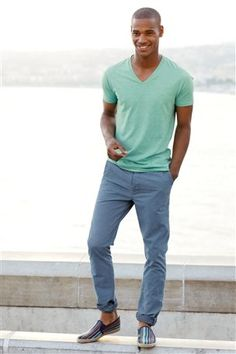 Buy V-Neck T-Shirt from the Next UK online shop