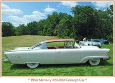 1954 LINCOLN XM 800