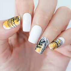 May 2020 - 82 Unique And Beautiful Spring & Summer Nail Designs in 2020 - Betherelove Heart Nail Designs, Nail Art Designs Videos, Nail Art Videos, Nail Designs Spring, Beautiful Nail Designs, Tribal Nail Designs, Gel Nail Art Designs, Perfect Nails, Gorgeous Nails