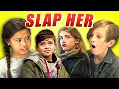"Lucas: ""they are really dumb, those people that do it(violence) are really dumb, they think dumb is populer but it's not""  