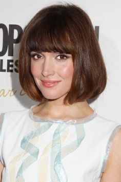 Bangs Breakdown: How To Style Your Fringe