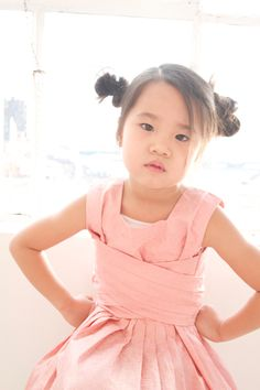 Redfish Kids Clothing Online Store - Dolce Dress for Koi in Pink