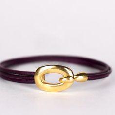 Robin   Wristicuffs Handmade European leather mini gold bracelet.  Custom made to order in dozens of colors.  #handmade #leather #bracelets #gold #wristicuffs Women's Bracelets, Leather Bracelets, Handmade Leather, Boho Jewelry, Robin, Bling, Colors, Gold, Fashion