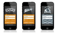 Spurs Mobile Applications