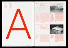 Dark Side of Typography – Design Text Layout, Print Layout, Layout Design, Print Design, Typography Layout, Graphic Design Typography, Editorial Layout, Editorial Design, Pub Design