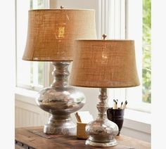 Broyhill table lamps terrific table lamps pinterest bedrooms diy mercury glass mozeypictures Choice Image