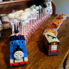 Decoración de Fiestas Thomas y sus Amigos