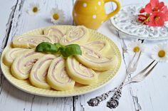 Őrületes sajttekercs, a hidegtálak királynője! | Rupáner-konyha