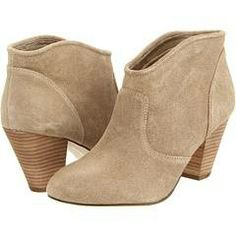 #Report booties. Perfect for spring with flirty dresses
