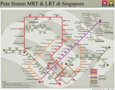 Daftar Hotel Di Singapore Dekat Dengan Stasiun MRT Total Terdapat 30 Masing