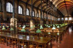 Bibliothèque de Sainte-Geneviève – Paris
