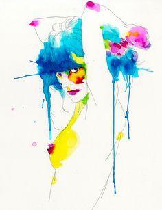 Conrad Roset | Belleza y tinta