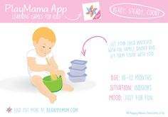 Help your baby blossom with PlayMama App's fun learning games! Find out which key skills this game can help your child develop here: http://www.behappymum.com/playmama/ Fun Learning Games, Baby Learning, Learning Through Play, Your Child, Key, Disney Characters, Children, Toddlers, Boys