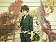BTOOOM! Such a....interesting anime.