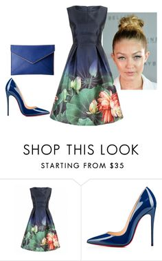 """""""Untitled #428"""" by fatyhnrqz94 ❤ liked on Polyvore featuring Christian Louboutin and Rebecca Minkoff"""