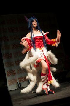nine tailed fox cosplay - Buscar con Google