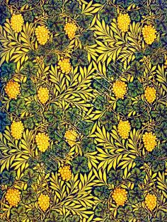 The Marigold Design ~ William Morris ~ Counted Cross Stitch Pattern ~ PDF on CD Art Patterns, Pattern Art, Counted Cross Stitch Patterns, Cross Stitch Embroidery, William Morris Art, Cross Stitch Supplies, Marigold, Worlds Largest, Pdf