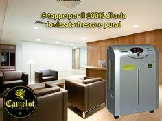 Purificatore dell'aria Imperial Tech Executive! 8 tappe per il 100% di aria ionizzata fresca e pura. Home, Tecnologia