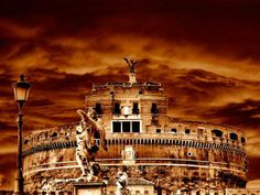 rome italy pictures | rome italy dark sky