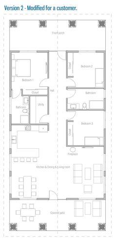 house design house-plan-ch446 21